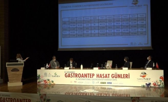 Gastroantep festivali, korona yüzünden hasat günlerine dönüştürüldü