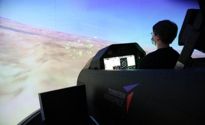 HÜRJET simülatörü ilk kez Teknofest'te yerini alacak