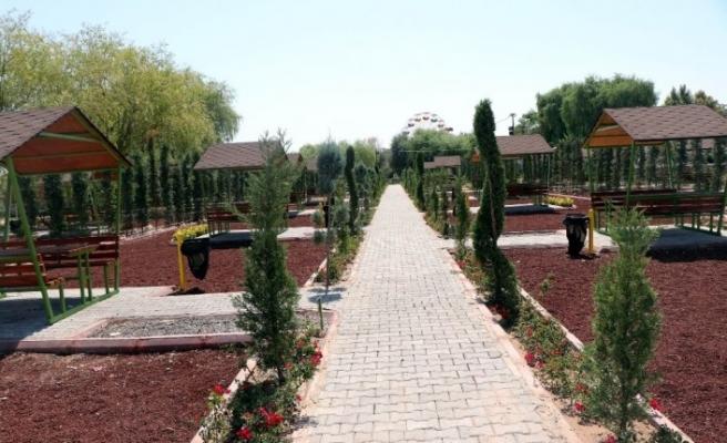 İç Anadolu Bölgesinin en büyük mesire alanı Gülşehir'e yapılıyor