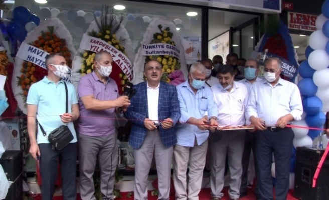 İhlas Mağazası Sultanbeyli Şubesi törenle açıldı