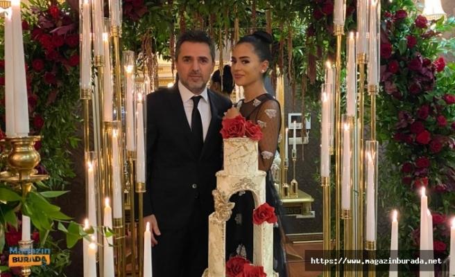 İş İnsanı Talip Öztürk ve Nişanlısı Berna Tuncel Evlenmek için Gün Sayıyor