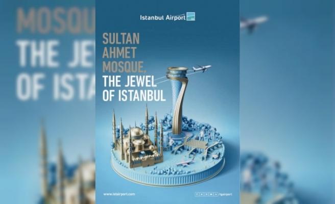 İstanbul Havalimanı'nın yeni görselleri yolcuların beğenisine sunuldu
