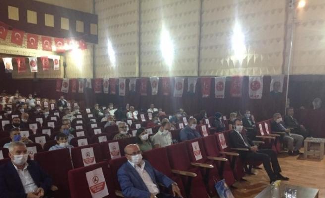 Karacabey MHP'de Kaya güven tazeledi