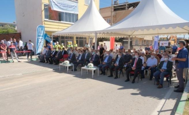 Karacabey'e dev alt yapı yatırımı