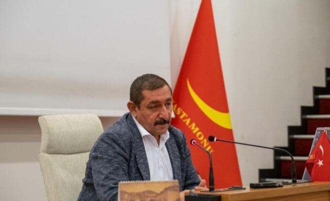 """Kastamonu Belediye Başkanı Vidinlioğlu: """"Kastamonu'da Covid-19 vaka sayılarında ciddi oranda artış var"""""""