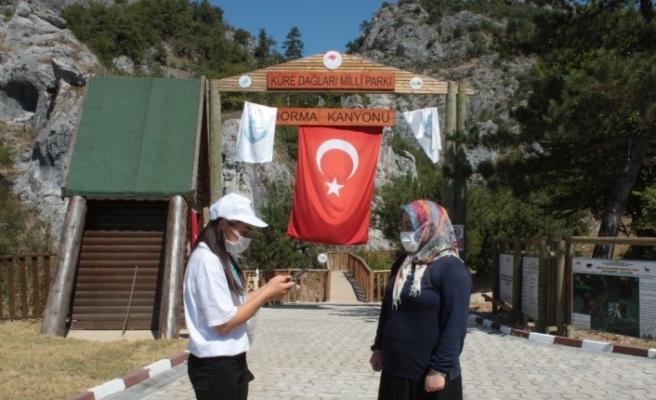Kastamonu ve Sinop'ta 4 bin turiste memnuniyet anketi uygulandı