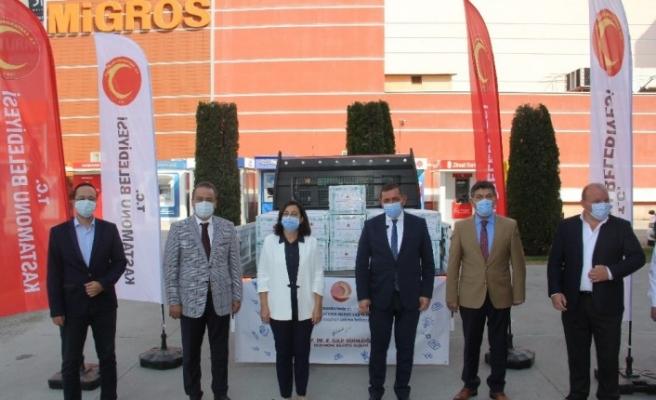 """Kastamonu'dan 81 ilde 81 okulla """"ilk teneffüs"""" helvası"""