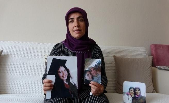 """Kızı kandırılarak dağa kaçırılan anne HDP'ye isyan etti: """"Bizim hakkımızı kimse aramasın"""""""