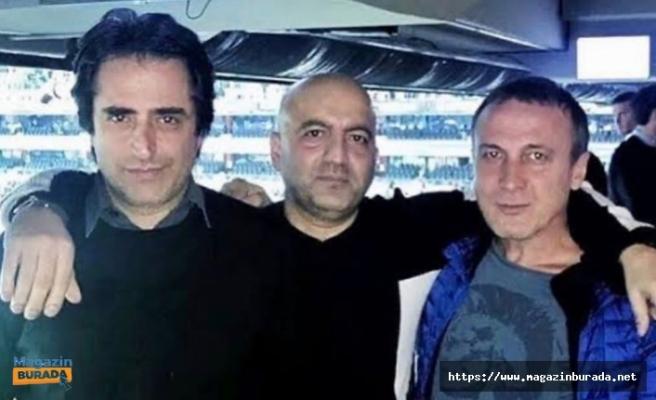 Mahsun Kırmızıgül'den Mubariz Mansimov Gurbanoğlu'na Destek!