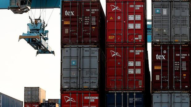 Makine ihracatı 8 ayda 10 milyar doları aştı