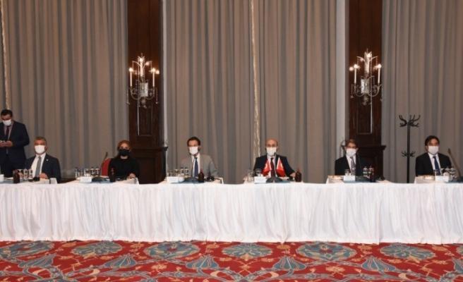 MAÜ, AİHM Başkanı Spano ile STK temsilcilerini bir araya getirdi