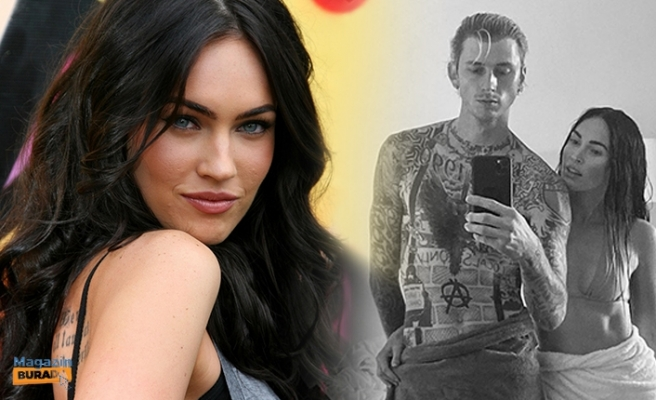 Megan Fox'un Genç Sevgilisinden Romantik İtiraf
