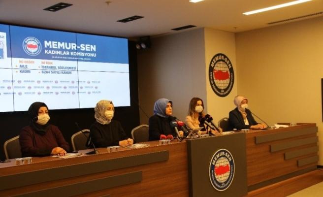 Memur-Sen'den şiddete karşı Odak Analiz Raporu