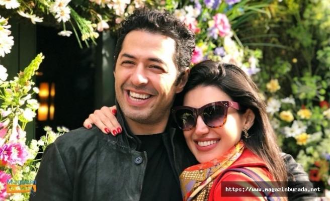 Mert-İdil Fırat Çiftinden Romantik Kutlama! 'Artık Üç Kişiyiz'