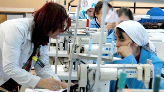 Mesleki yeterlilik belgeli kadın iş gücü 50 bini aştı