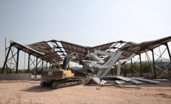 Nilüfer'de kaçak yapıyla mücadele