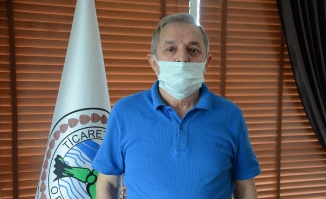 """OTSO Başkanı Şahin: """"Bizim çikolatalarımız Avrupa ürünlerine göre daha kaliteli ve hijyenik"""""""