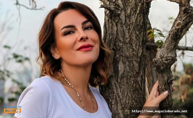 Oyuncu Seren Fosforoğlu Kaan Önal İle Sade Bir Törenle Evlendi!