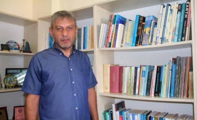 """Prof. Dr. Mustafa Cin: """"Sadece ana derelerde değil onları besleyen yan kollar için de tedbir alınmalı"""""""