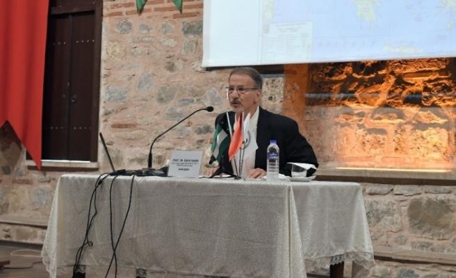 Prof. Turan, Batı Trakya'yı anlattı