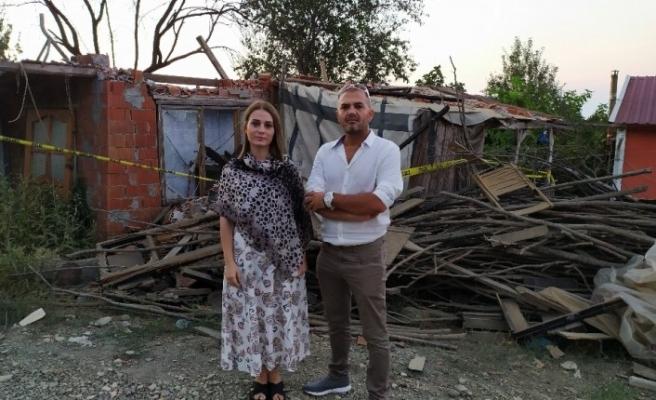 Şiar'ın yaşayamadığı mutluluğu mahallesindeki çocuklara yaşattılar
