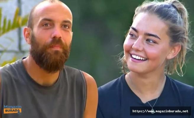 Survivor Sercan Ve Aycan Yanaç Kafaları Karıştırdı! 'Özledim'