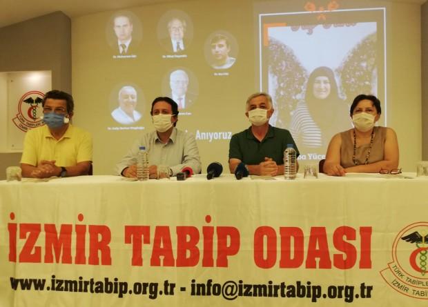 Tabip Odası'ndan flaş iddia: İzmir'de 3 bine yakın vaka var