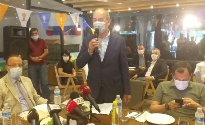 Tekirdağ'da DSP'li Belediye Başkanı Ata, AK Parti'ye geçti