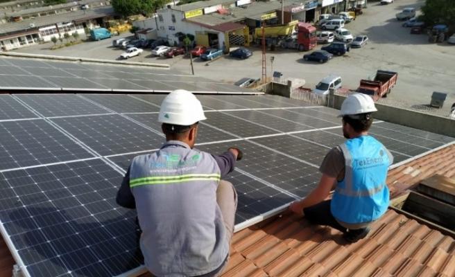 Temiz ve tükenmez enerji kaynağı güneş, dünyada kömürün yerini alıyor