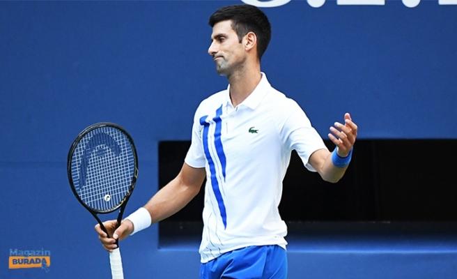Tenisin 1 Numarası Novak Djokovic'e Şok! Turnuvadan İhraç Edildi!