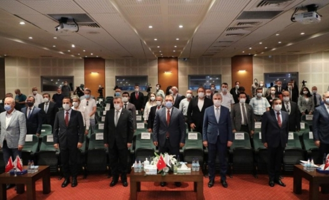 TSE COVİD-19 belge takdim töreni Bakan Yardımcısının katılımı ile gerçekleşti