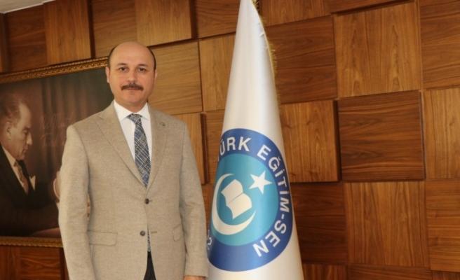 Türk Eğitim-Sen'den Bakan Selçuk'a teşekkür