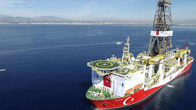 Türkiye 2020 yılında en büyük deniz keşfini yaptı