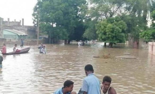 Türkiye Diyanet Vakfından Sudan'a yardım eli