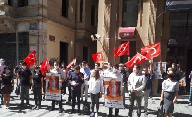 """Türkiye Gençlik Birliği'nden İstanbul Barosu'na """"poster"""" tepkisi"""