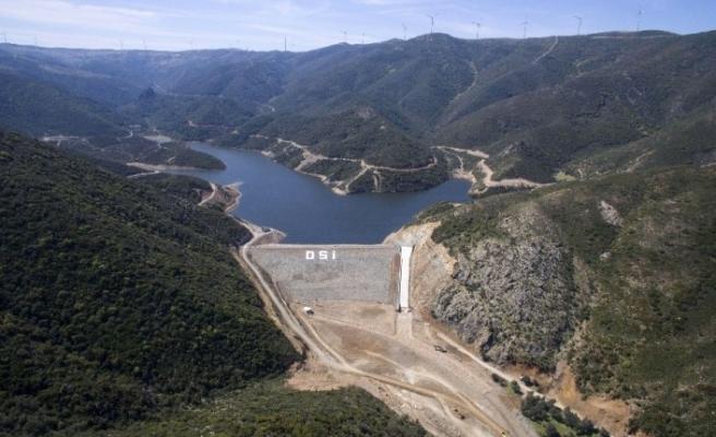 Ünlü tatil merkezi Çeşme'nin içme suyu problemi tarih oluyor