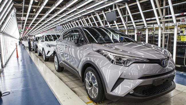 Üretim 7 ayda yüzde 27 azaldı