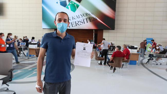 YKS Türkiye otuz beşincisi HKÜ'yü tercih etti