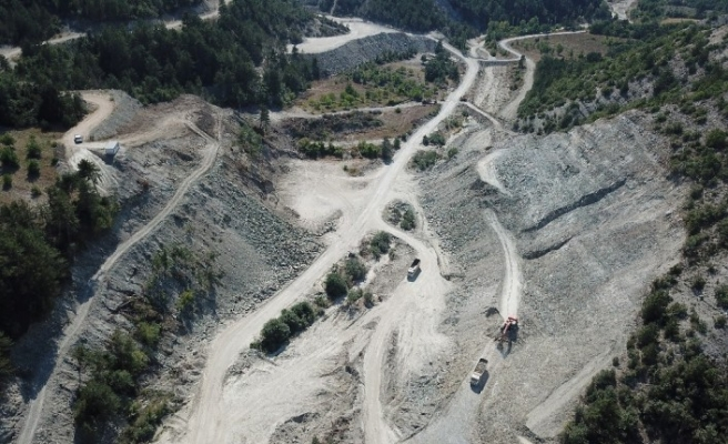 Yukarıçaylı Barajından 12 bin 630 dekar tarım arazisinin sulanacak