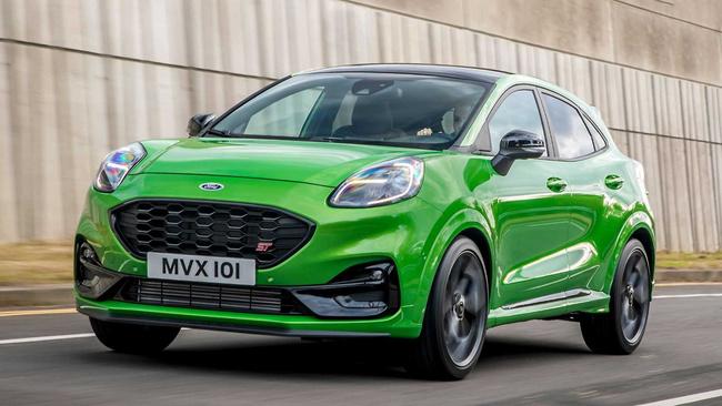 2021 Ford Puma ST tanıtıldı! İşte özellikleri ve fiyatı;