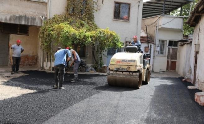 30 yıl sonra gelen asfalt sevinci
