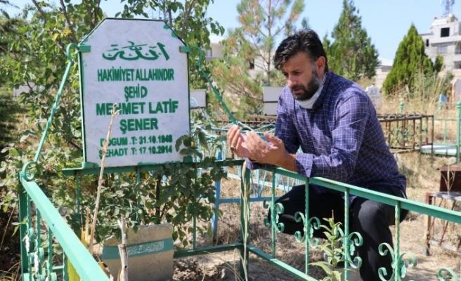 """6-8 Ekim olaylarında babasını kaybeden Şener: """"Bu PKK topluluğu, zalim bir topluluktur"""""""