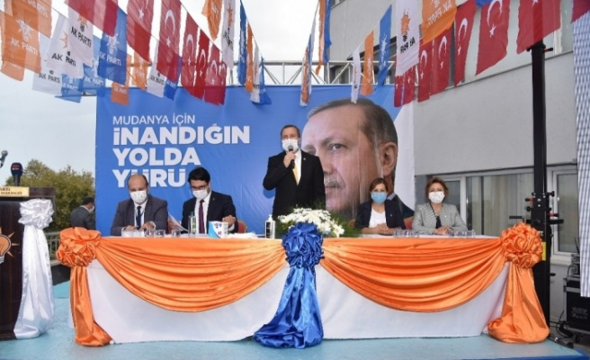 AK Parti Bursa'da 2 kongresini daha bitirdi