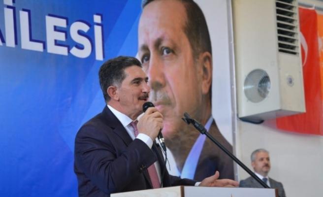 """AK Parti Genel Başkan Yardımcısı Özhaseki: """"(FETÖ) Yıllar içerisinde CIA ve MOSSAD'ın aklıyla bir yerlere kadar gelmişler"""""""