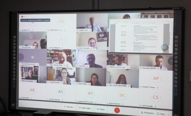 Akademisyenler Sosyal Uyum Buluşması'nın 6'ıncısı gerçekleştirildi