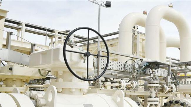 Aliyev: TAP boru hattının açılışı haftalar içerisinde gerçekleşecek