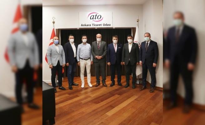 ATO Başkanı Baran, 'Sigorta Haftası'nı kutladı