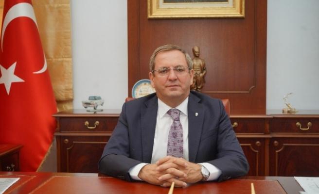 """Ayvalık Belediye Başkanı Ergin: """"Körfeze deniz itfaiyesi acilen kurulmalı"""""""