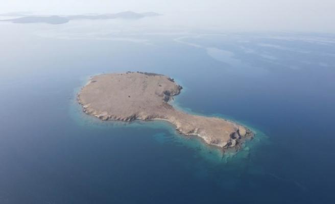 Ayvalık'ta Kız Adası'nın korunması sevinci