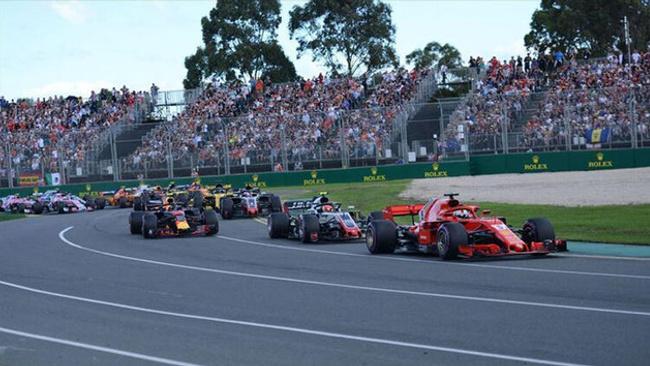 Bakan duyurdu! Formula 1 pistinin asfaltı yenileniyor